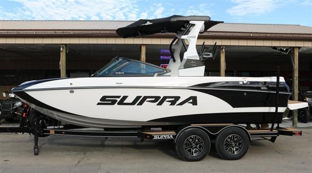 2019 Supra SR400 at Fort Fremont Marine