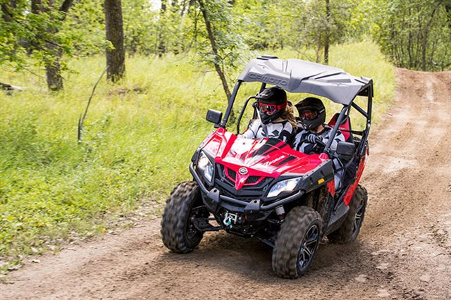 2018 CFMOTO ZFORCE 500 Trail at Rod's Ride On Powersports