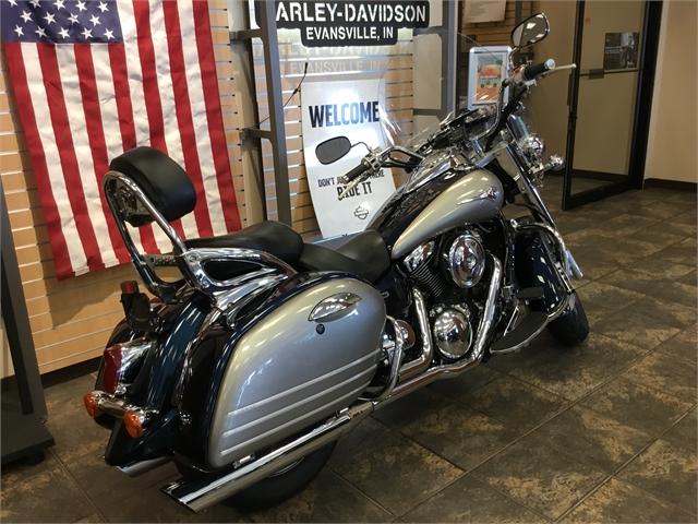 2005 Kawasaki Vulcan 1600 Nomad at Bud's Harley-Davidson