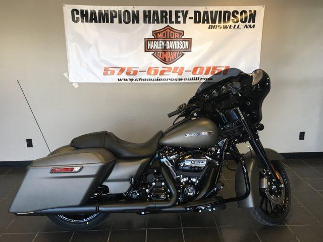 2019 Harley-Davidson Street Glide Special at Champion Harley-Davidson