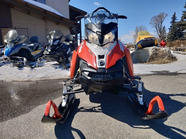 2016 Ski-Doo Summit SP with T3 Package 800R E-TEC at Power World Sports, Granby, CO 80446