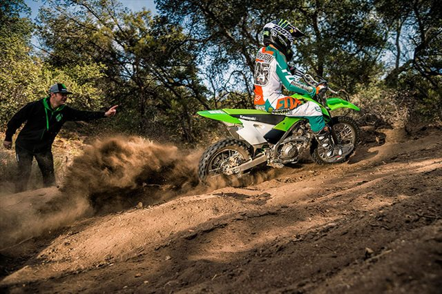 2022 Kawasaki KLX 140R L at Ehlerding Motorsports