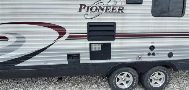2015 Heartland Pioneer RG 26 at Youngblood RV & Powersports Springfield Missouri - Ozark MO