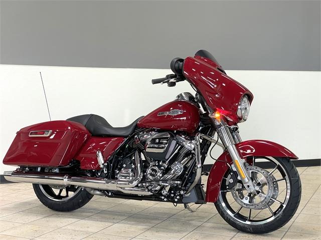 2021 Harley-Davidson Grand American Touring Street Glide at Destination Harley-Davidson®, Tacoma, WA 98424