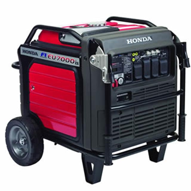 2021 Honda Generators EU7000iS at Just For Fun Honda