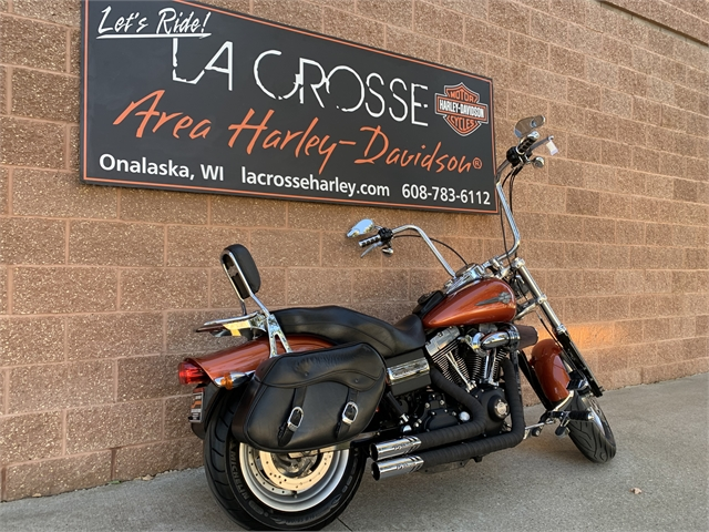 2011 Harley-Davidson Dyna Glide Fat Bob at La Crosse Area Harley-Davidson, Onalaska, WI 54650