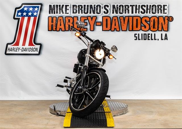 2013 Harley-Davidson Softail Breakout at Mike Bruno's Northshore Harley-Davidson