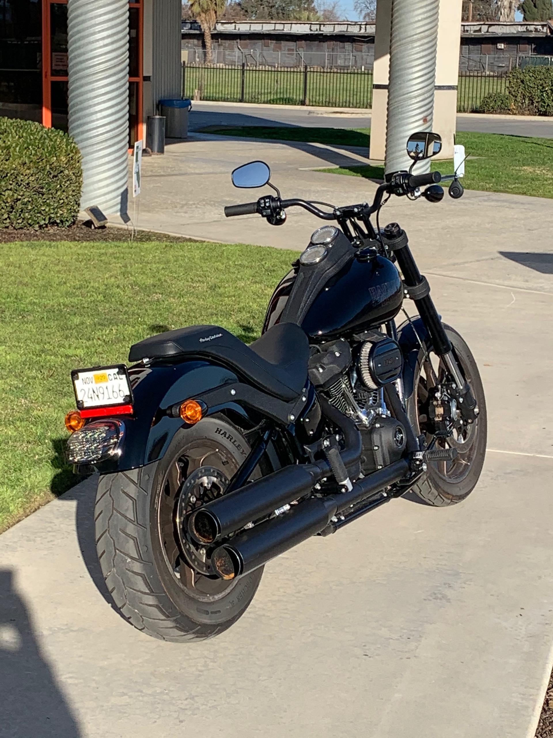 2020 Harley-Davidson Softail Low Rider S at Visalia Harley-Davidson
