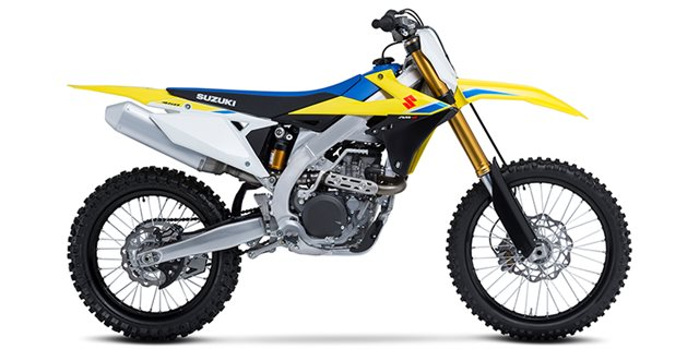 2018 Suzuki RM-Z 450 at Columbia Powersports Supercenter