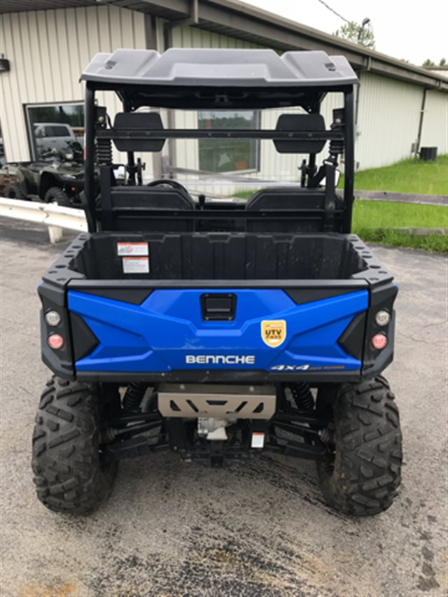 2018 Bennche T-BOSS 550 at Hebeler Sales & Service, Lockport, NY 14094