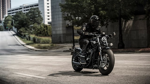 2019 Triumph Bonneville Bobber Base at Yamaha Triumph KTM of Camp Hill, Camp Hill, PA 17011