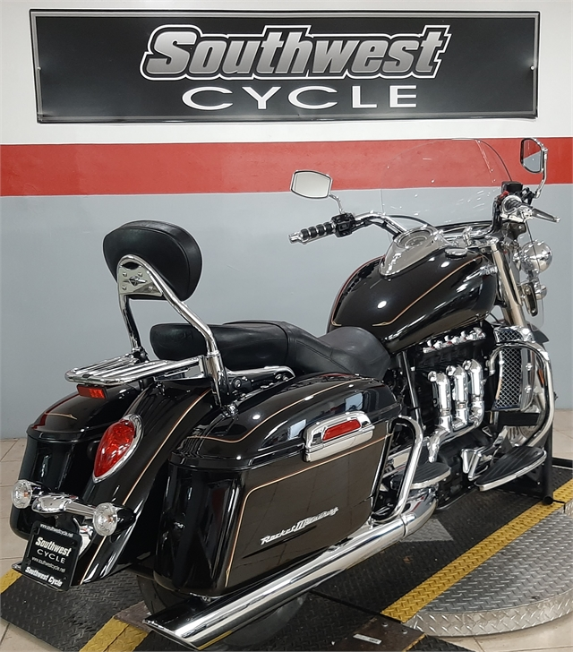 2014 Triumph Rocket III Touring at Southwest Cycle, Cape Coral, FL 33909