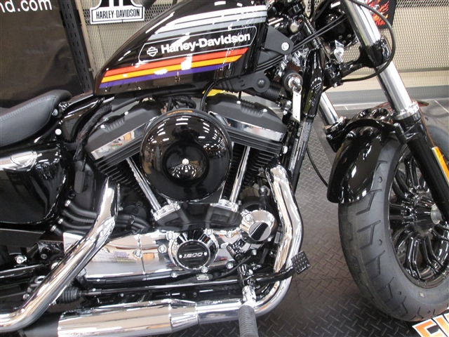 2018 Harley-Davidson Sportster Forty-Eight Special at Hunter's Moon Harley-Davidson®, Lafayette, IN 47905