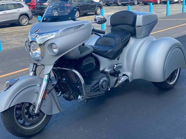 2018 Indian Trike Chieftain Trike Classic Trike at Thunder Harley-Davidson