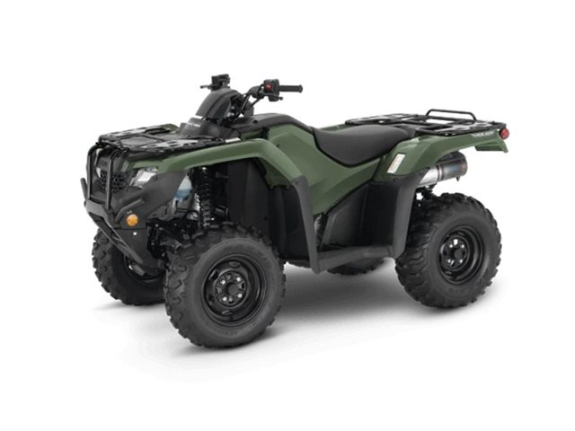 2022 Honda FourTrax Rancher 4x4 Automatic DCT IRS at Friendly Powersports Baton Rouge
