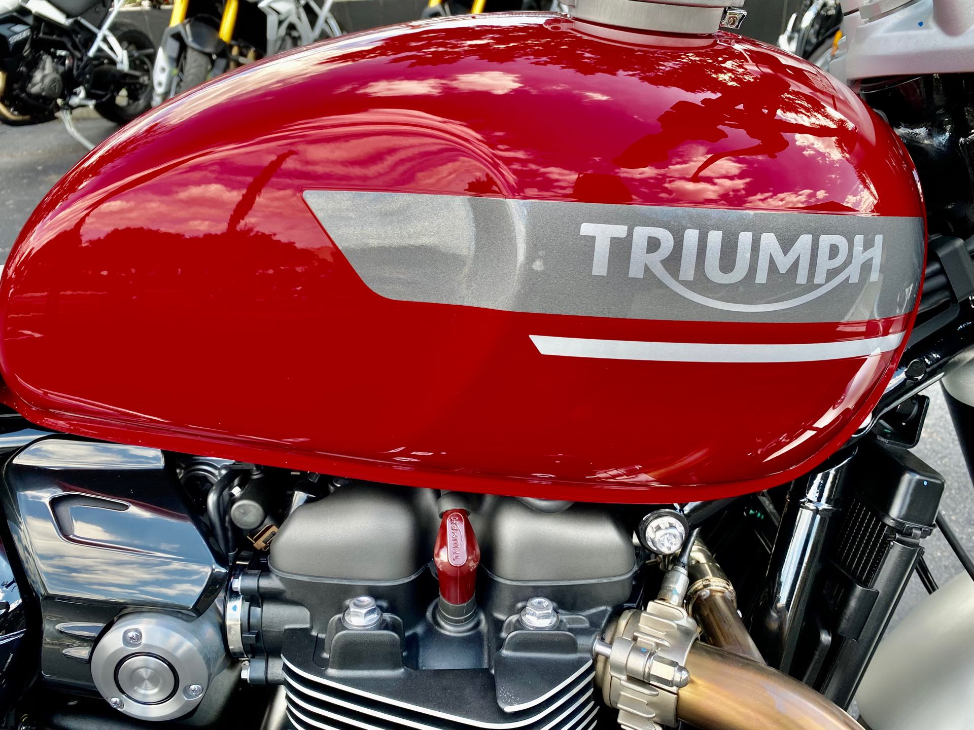 2022 Triumph Speed Twin Base at Tampa Triumph, Tampa, FL 33614