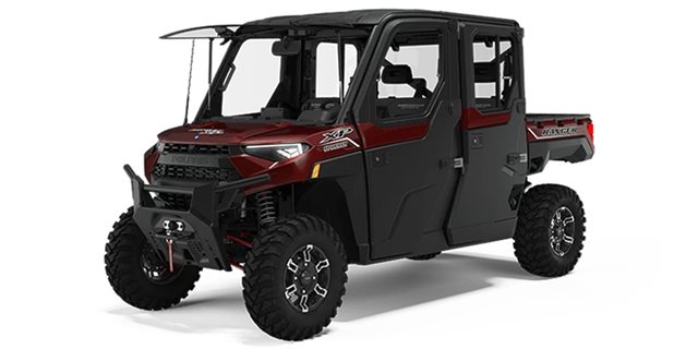 2021 Polaris Ranger Crew XP 1000 NorthStar Edition Ultimate at Prairie Motor Sports