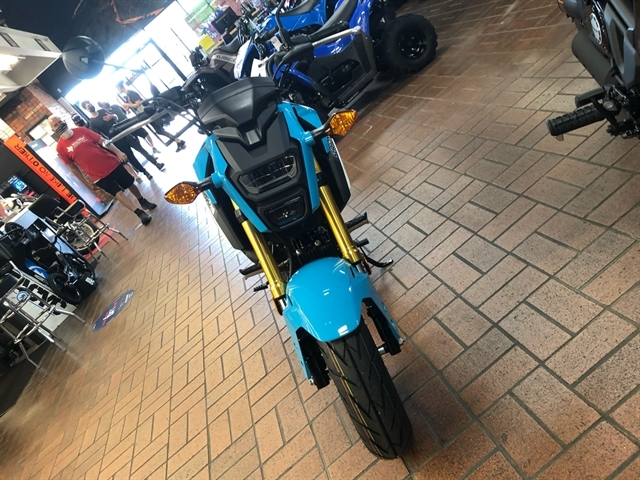 2020 Honda Grom Base at Wild West Motoplex
