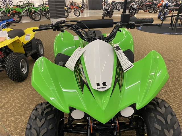 2021 Kawasaki KFX 50 at Columbia Powersports Supercenter