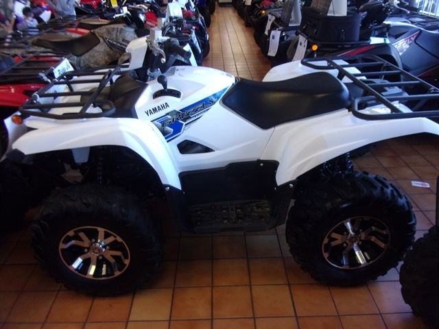 2019 Yamaha Grizzly EPS at Bobby J's Yamaha, Albuquerque, NM 87110