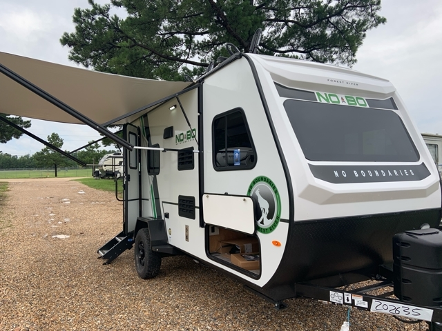 2020 Forest River No Boundaries NB16.8 at Campers RV Center, Shreveport, LA 71129