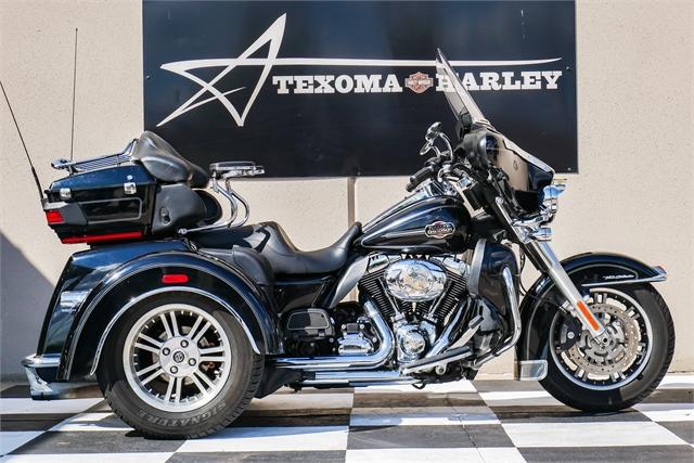 2012 Harley-Davidson Trike Tri Glide Ultra Classic at Texoma Harley-Davidson