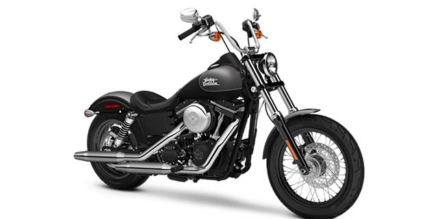 2017 Harley-Davidson Dyna Street Bob at Zips 45th Parallel Harley-Davidson