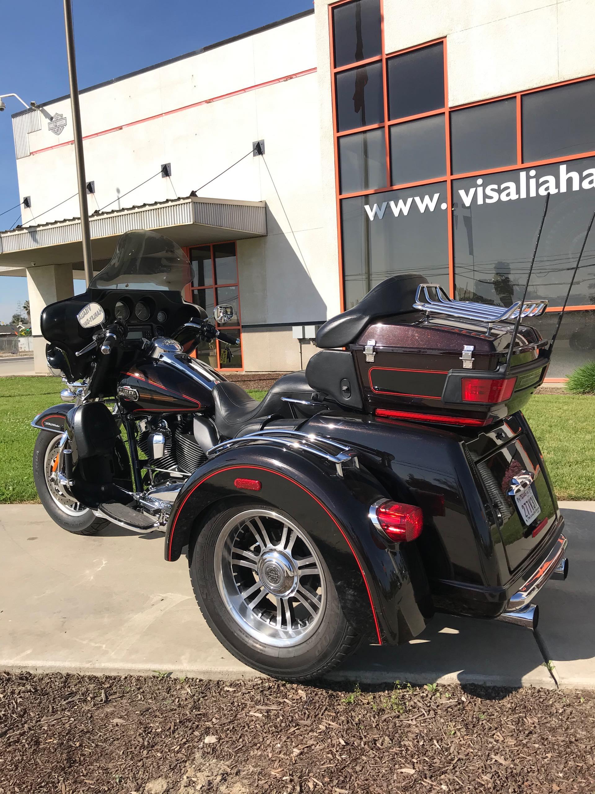 2011 Harley-Davidson Trike Tri Glide Ultra Classic at Visalia Harley-Davidson