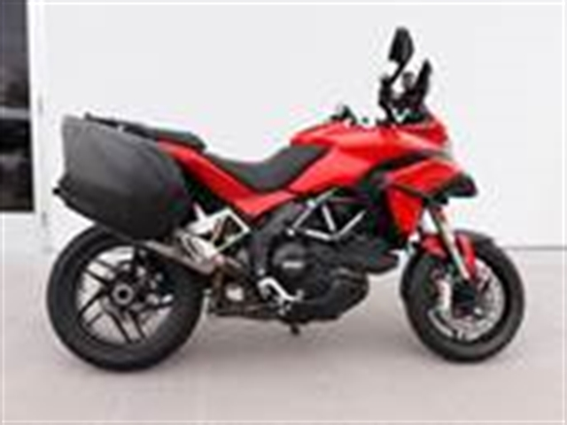2013 Ducati Multistrada 1200 S Touring at Frontline Eurosports