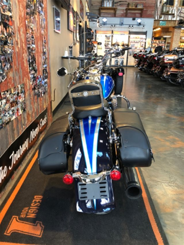 2010 Harley-Davidson Softail CVO Softail Convertible at Vandervest Harley-Davidson, Green Bay, WI 54303
