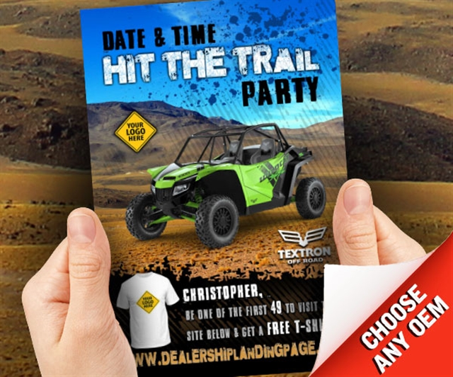 2019 Anytime Hit The Trail Powersports at PSM Marketing - Peachtree City, GA 30269