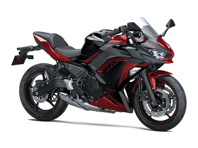 2021 Kawasaki Ninja 650 ABS at Wild West Motoplex