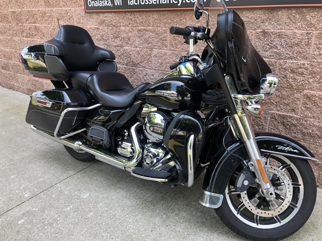 2015 Harley-Davidson Electra Glide Ultra Classic at Great River Harley-Davidson