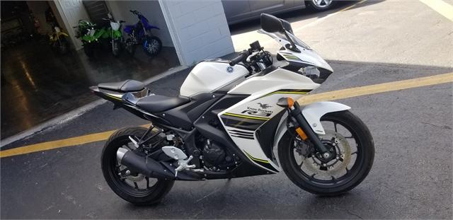 2017 Yamaha YZF-R3 R3 at Powersports St. Augustine