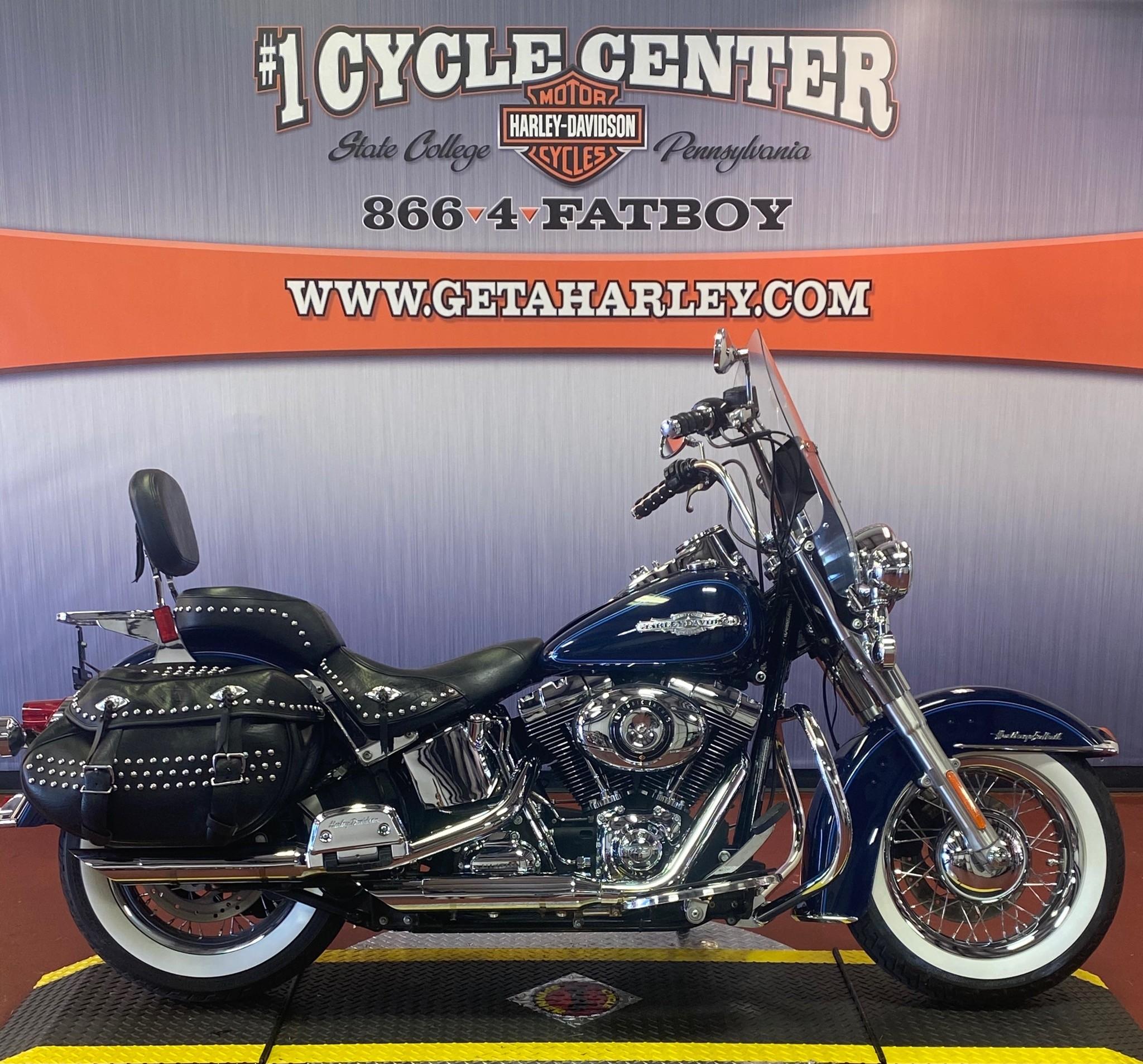 2013 Harley-Davidson FLSTC103 SHRINE at #1 Cycle Center Harley-Davidson