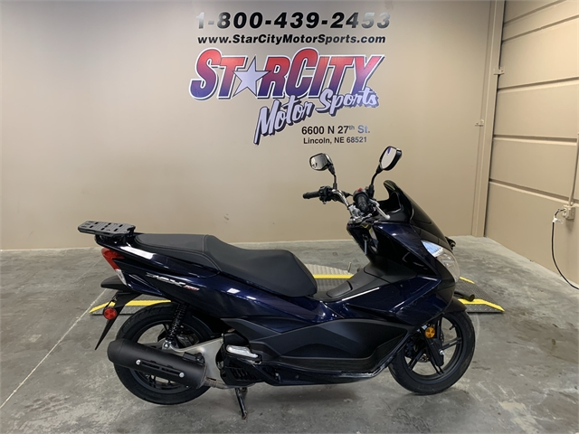 2018 Honda PCX 150 at Star City Motor Sports