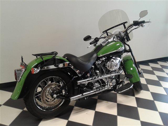 2005 Harley-Davidson Softail Springer Classic at Deluxe Harley Davidson