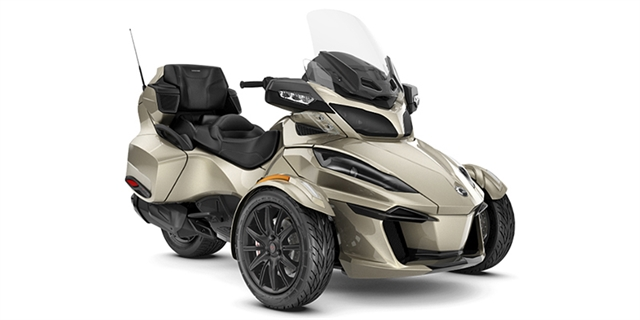 2018 Can-Am Spyder RT Limited at Seminole PowerSports North, Eustis, FL 32726
