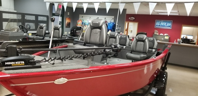 2020 LUND 1650 REBEL XL SS at Pharo Marine, Waunakee, WI 53597