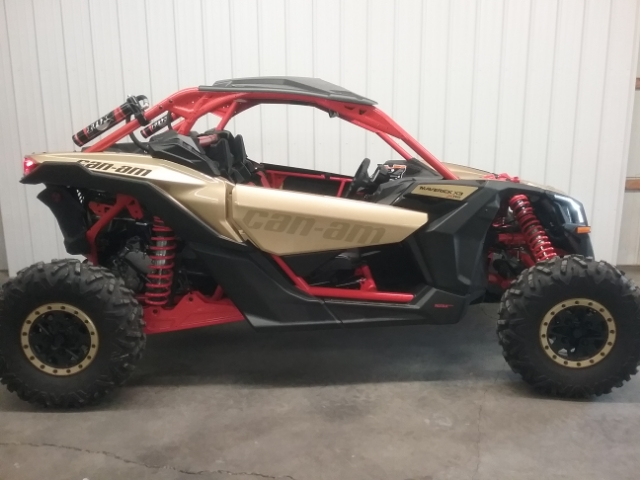 2018 Can-Am Maverick X3 X rs TURBO R at Thornton's Motorcycle - Versailles, IN