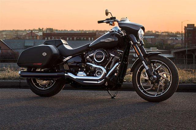 2019 Harley-Davidson Softail Sport Glide at Southside Harley-Davidson