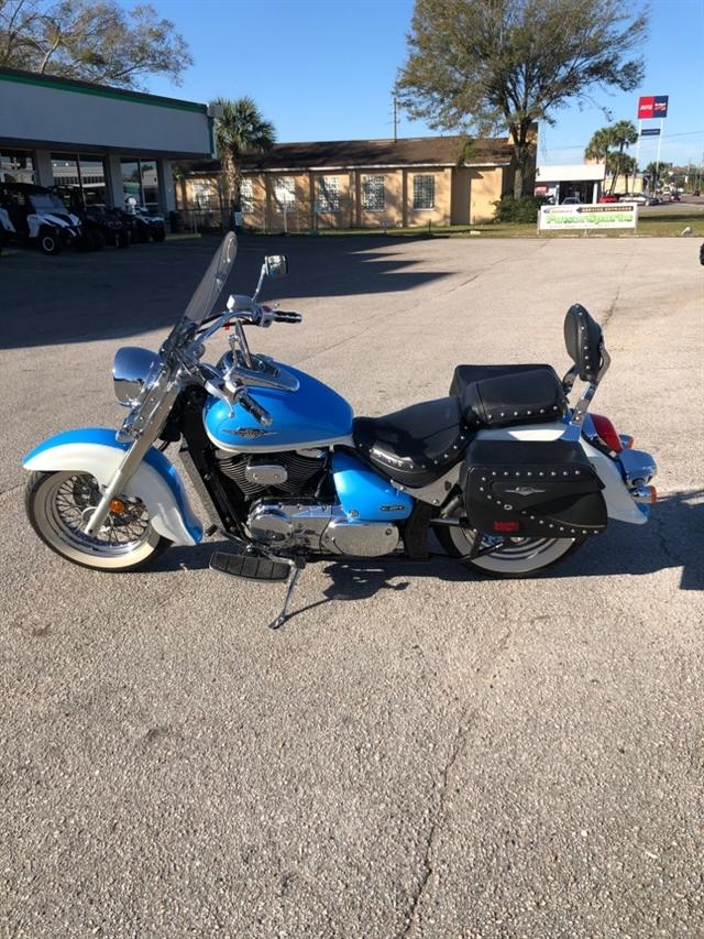 2009 Suzuki Boulevard C50T at Jacksonville Powersports, Jacksonville, FL 32225