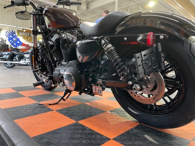 2021 Harley-Davidson Street XL 1200X Forty-Eight at Hampton Roads Harley-Davidson