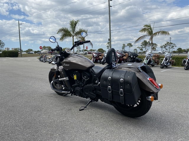 2018 Indian Scout Sixty at Fort Myers
