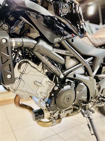 2020 Suzuki SV 650X at Rod's Ride On Powersports