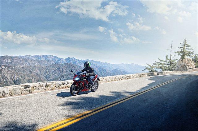 2021 Kawasaki Ninja 650 ABS at ATVs and More