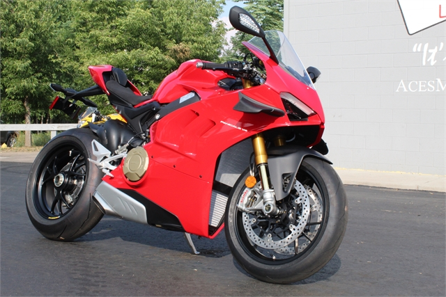 2021 DUCATI V4S at Aces Motorcycles - Fort Collins