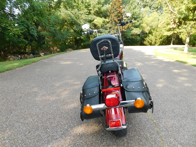 2017 Harley-Davidson Softail Heritage Softail Classic at Bumpus H-D of Collierville