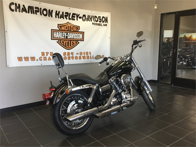 2013 Harley-Davidson Dyna Super Glide Custom at Champion Harley-Davidson