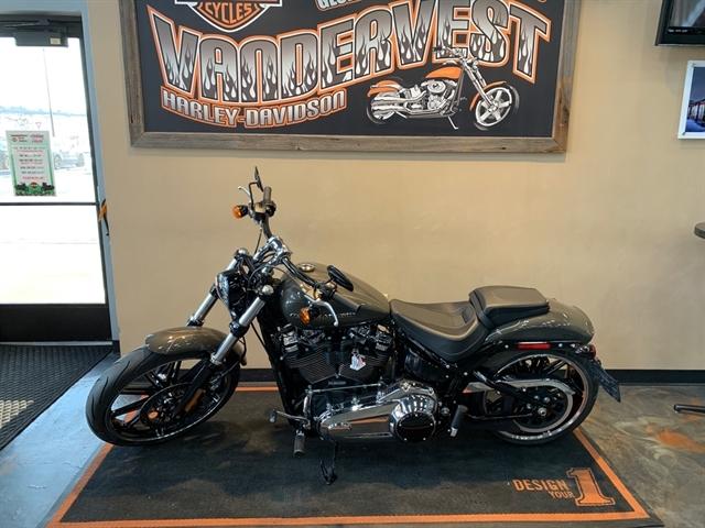 2019 Harley-Davidson Softail Breakout at Vandervest Harley-Davidson, Green Bay, WI 54303